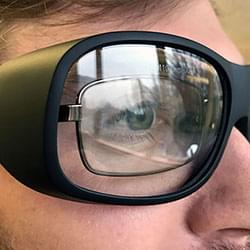 CO2 Laser Safety Glasses
